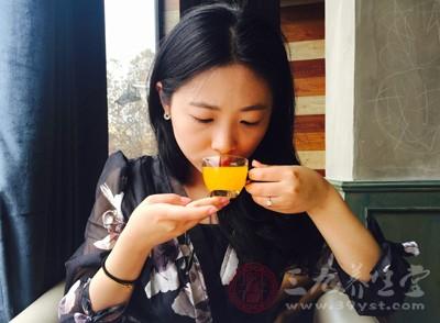 喝什么茶排毒养颜减肥图片