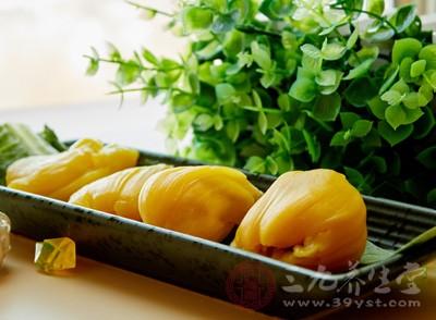 菠萝蜜是热带的水果,在很多地方都不常见