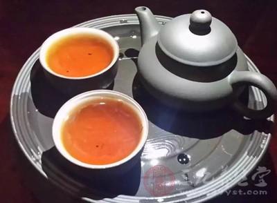 经常喝这种茶 能缓解疲劳还能保护肠胃