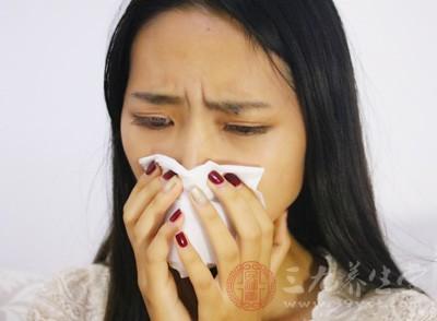 首先最简单的情况就是鼻塞