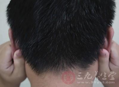 耳郭按摩调节法