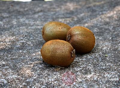 猕猴桃是一种营养价值很高的水果