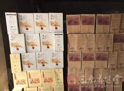 查获涉嫌假冒长城牌、长域牌葡萄酒1200余件(7200余瓶),案值达40余万元
