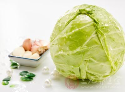 例如菠菜、卷心菜等食物