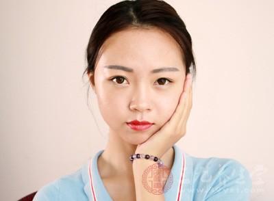 人体面部与人体其他部位一样,需要营养