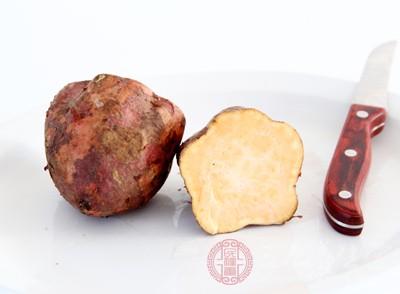 吃红薯,能吸收胡萝卜素