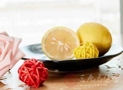 柠檬的功效与作用 爱美的你一定要看