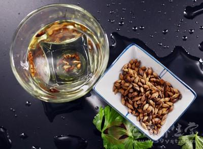 大麦茶可以用于治疗十二指溃疡及胃炎等胃部疾病