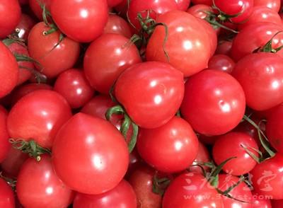 吃西红柿的好处 竟然可以防癌症