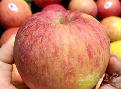 苹果是非常有营养的水果