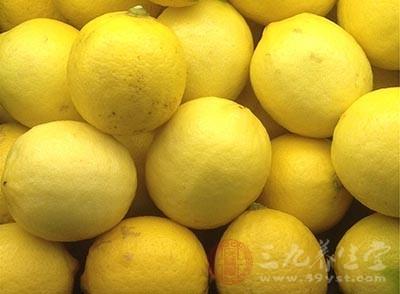 很多人吃柠檬就是看中柠檬有着减肥的功效