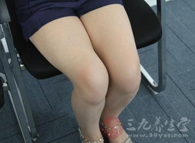 腿粗的女性可能更健康 瘦的女性容易得这些病