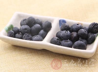 蓝莓的功效和作用 蓝莓有哪些营养价值