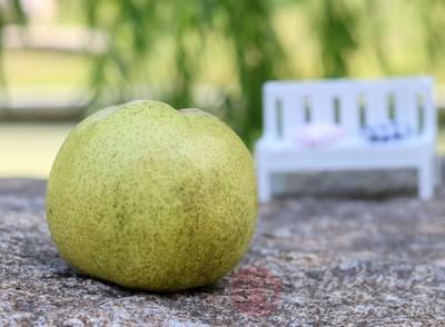 吃梨有什么好处 秋天吃梨子竟有这7大好处