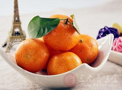 橘子的功效和作用 孕妇吃橘子有这些好处