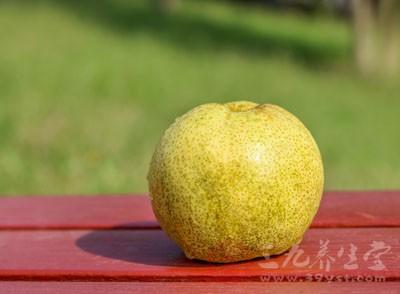 吃梨的好处 爱吃梨的你知道梨子的七大好处吗