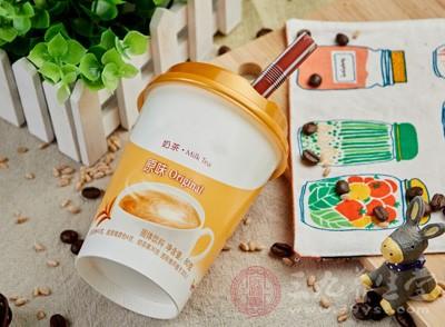存放过期奶茶食品原料 海口奶茶博士被罚款