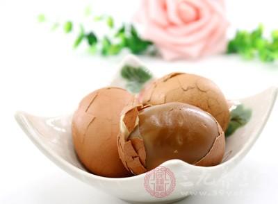 茶叶蛋的危害 多吃这物竟会患疾病