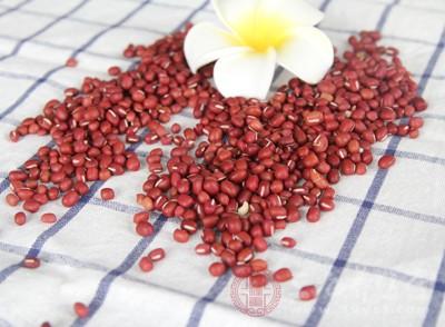 是女性美容养颜补气血的佳品这就是红豆