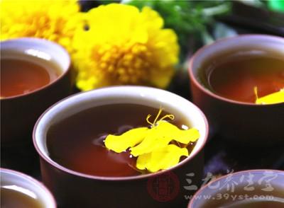 此茶适用于口臭风火牙痛
