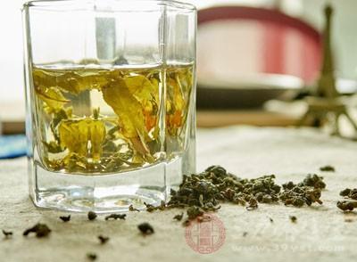 喝什么茶对于肺部好呢
