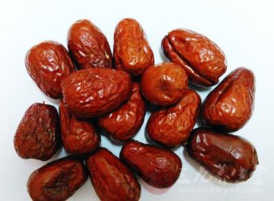 红枣的功效与作用 营养价值