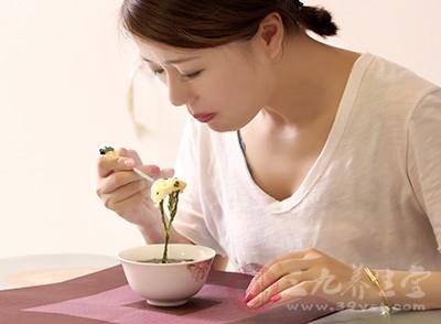 很多的人没有一个好的饮食的习惯