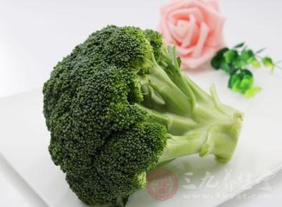 可以通过吃蔬菜来排出体内的毒素