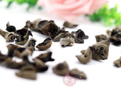 黑木耳中的植物胶质有较强的吸附力