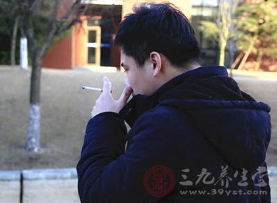 男士一定要戒烟