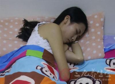 充足的睡眠时间,能够让人安神入睡