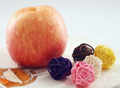 苹果是属于温性的水果