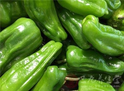 青椒是我们经常是的一种蔬菜