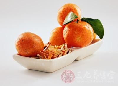 橘子皮的功效 不起眼的橘子皮竟有九种功效