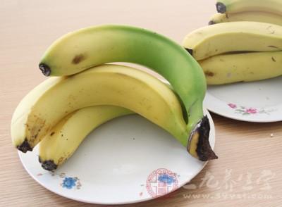 经常的吃香蕉对我们的身体是有很多的帮助的