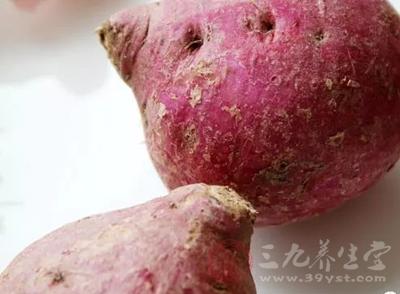 吃红薯屁多的原因