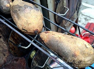 烤红薯的营养价值 烤红薯可以过夜吗