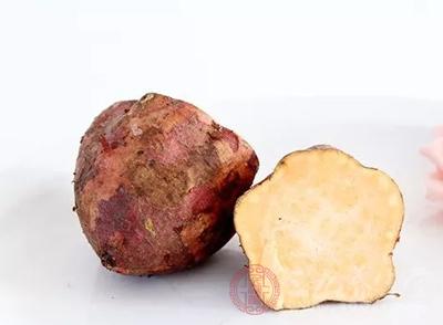 网络上流传说吃红薯可以减肥