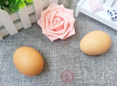 另外对鸡蛋过敏的人,也不宜多吃鸡蛋