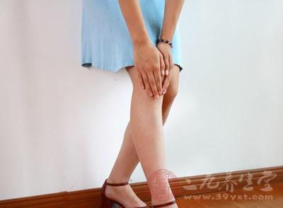 腿酸的原因