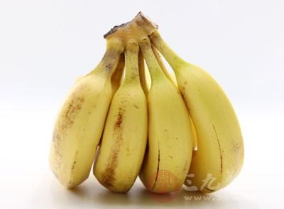 香蕉是我们日常生活中经常食用的一种水果