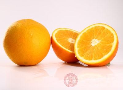 吃橙子的好处 吃橙子的五个功效很少有人知道