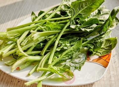 大量菠菜,也许可减低老年失明的危险