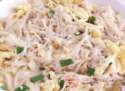 金针菇的做法 金针菇的营养价值有哪些