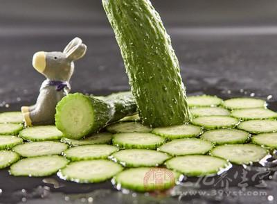 黄瓜对身体有什么好处图片