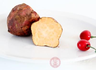 吃红薯有什么好处 这些功效你可能不知道