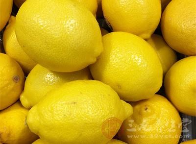 柠檬的功效与作用 柠檬可以美白吗