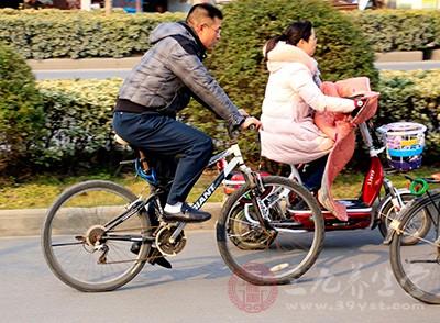 自行车是减肥的工具,根据统计