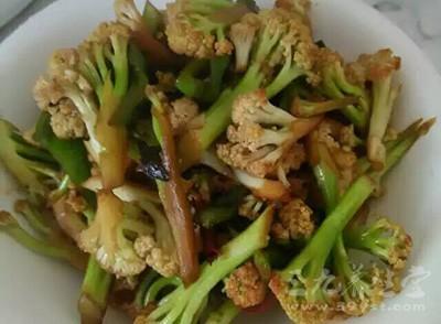 花菜的做法 花菜的营养价值有哪些
