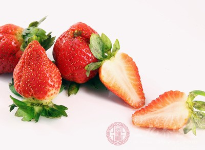 草莓是痤疮的天敌